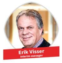 Erik Visser - Interim MKB