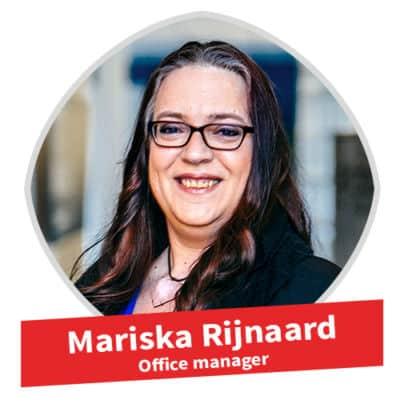 Mariska Rijnaard - Interim MKB