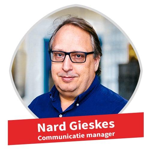 Nard Gieskes - Interim MKB