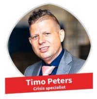 Timo Peters - Interim MKB